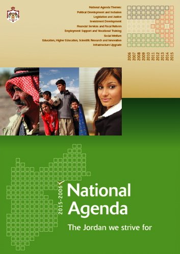 National Agenda Cover by SYNTAX